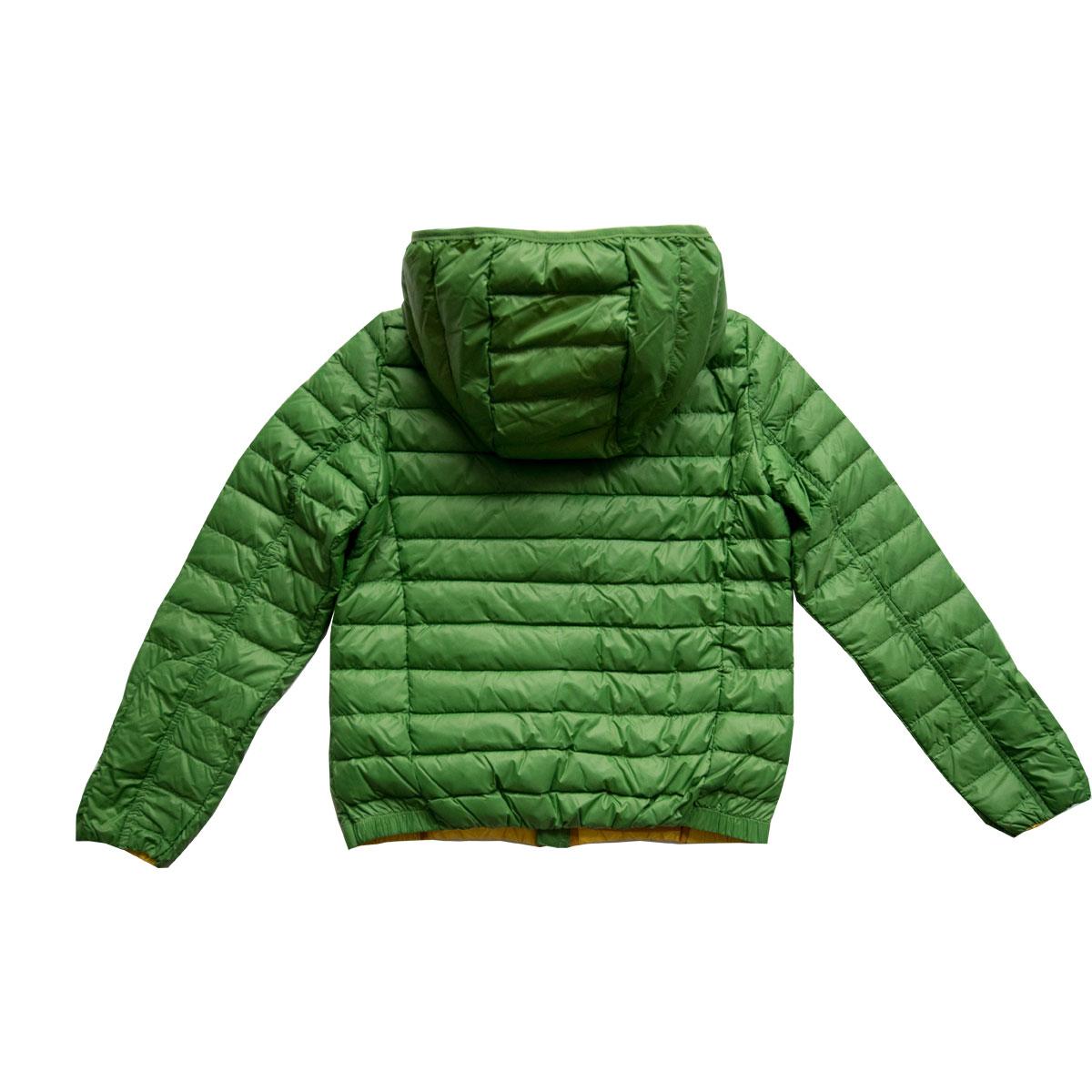 Pengu KIDS kids green ultra light down jacket