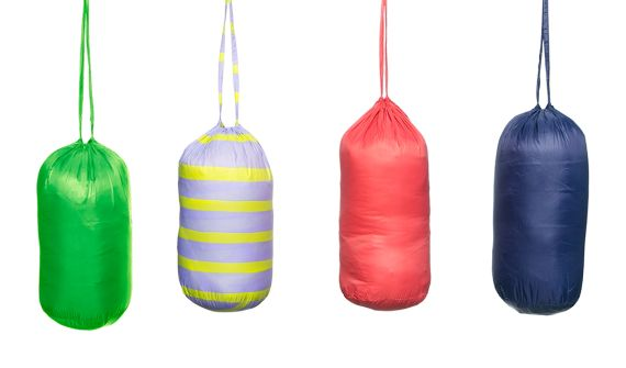 Pengu KIDS ultra light down coats in bags