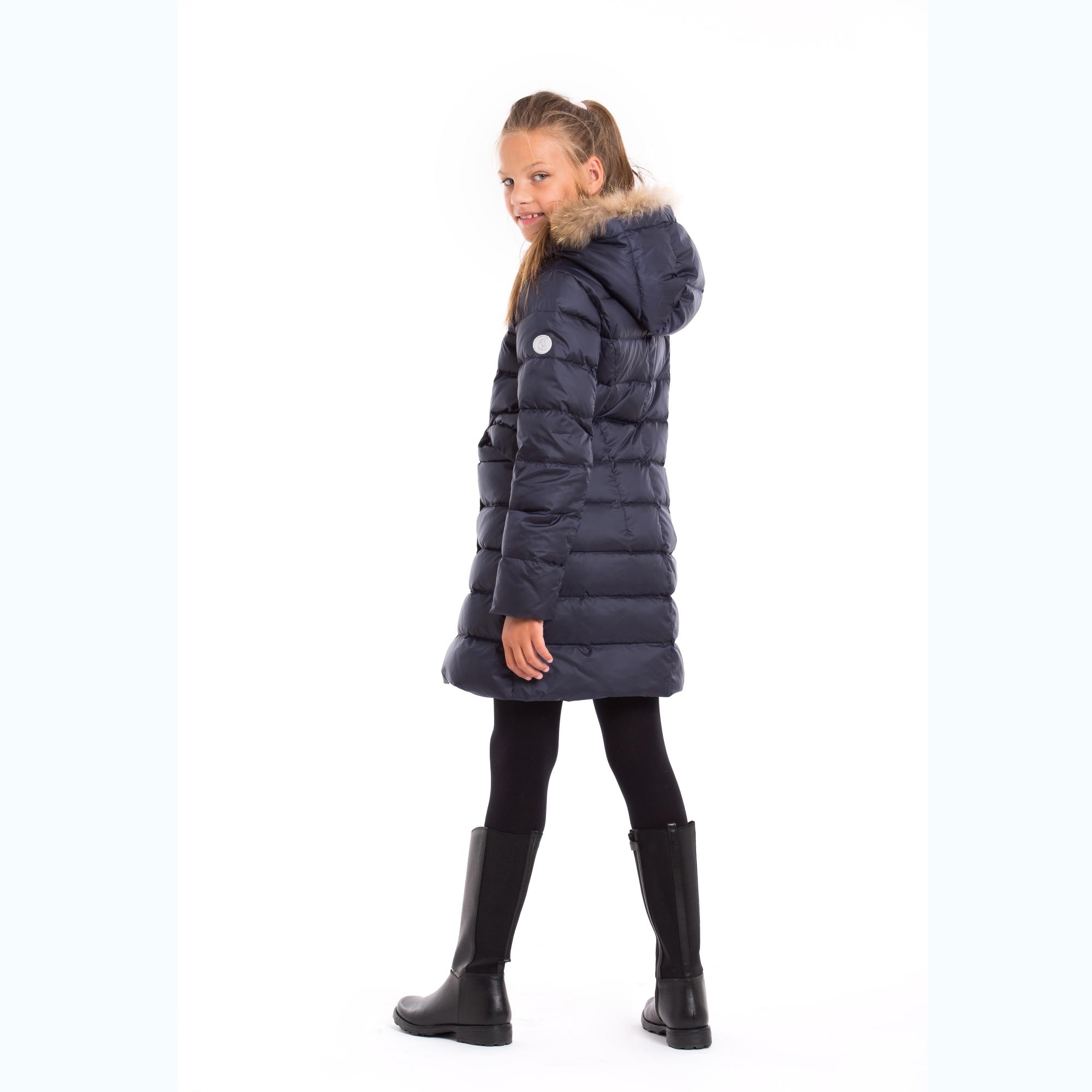 b3ffd60cb Winter down coat KATA in DARK BLUE
