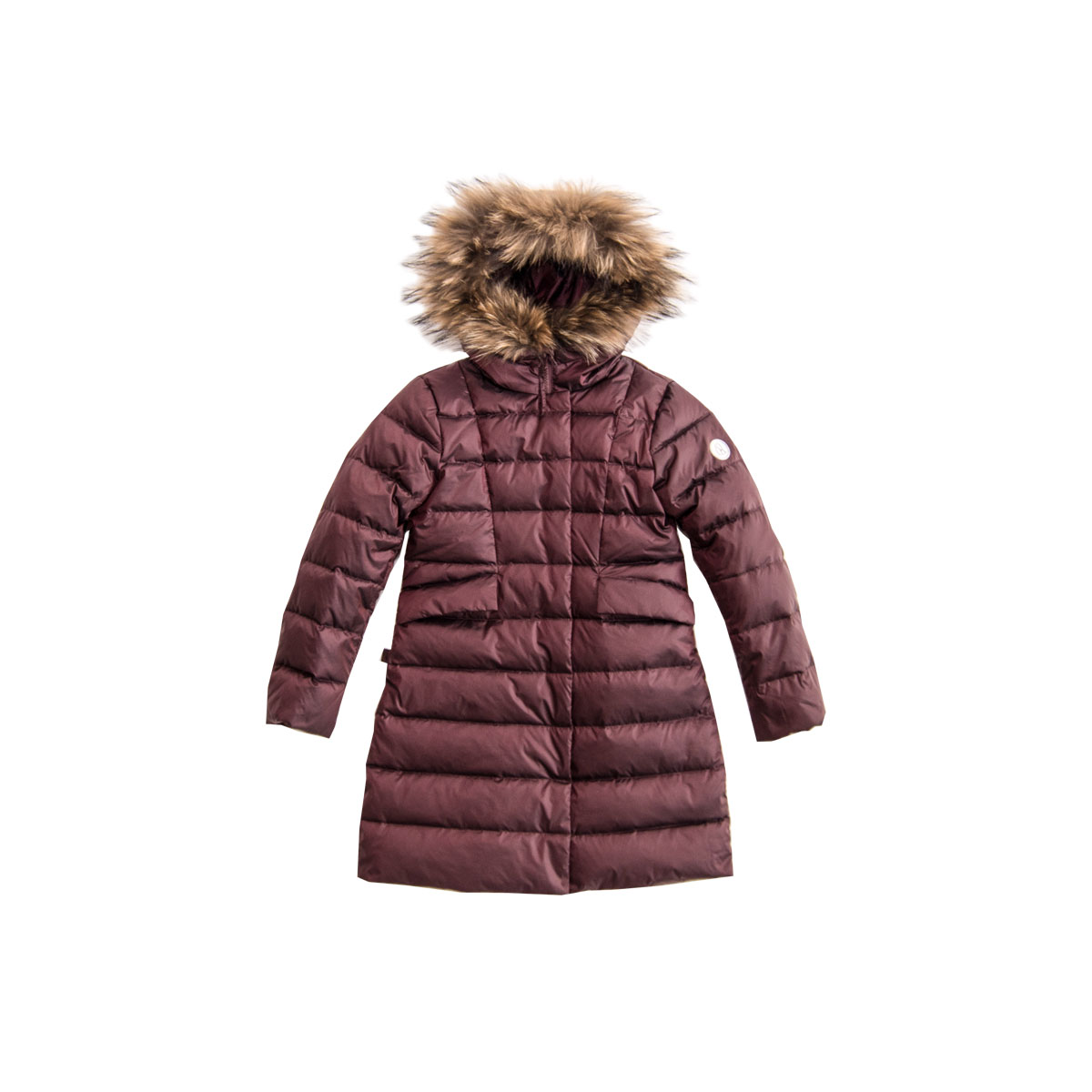 1a0c64b00dfc Pengu-KIDS-winter-down-coat-kata-dark-red-a-front