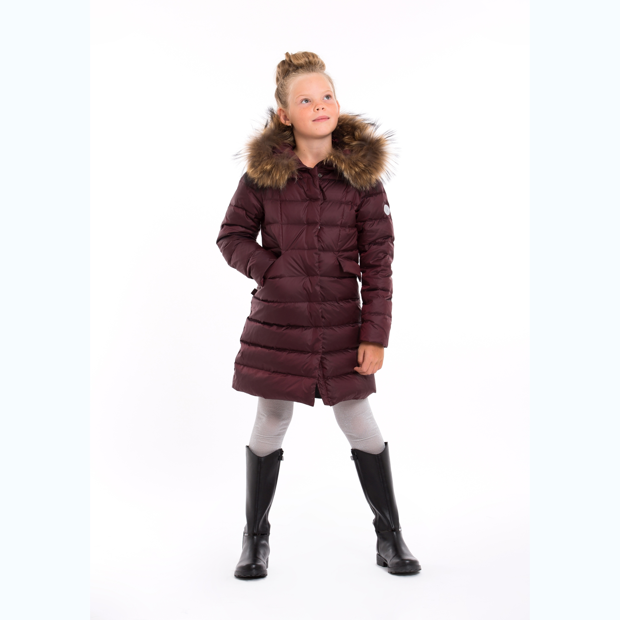 0e638f5fe11a Girls  Down Coats and Parkas - Winter 2018