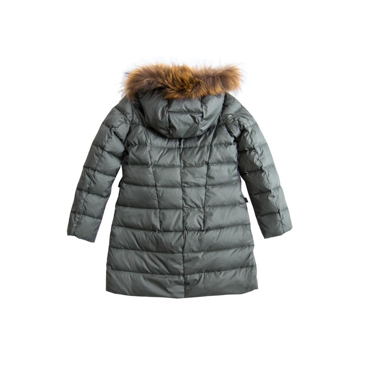 61eb5821e Winter down coat KATA in KHAKI GREEN