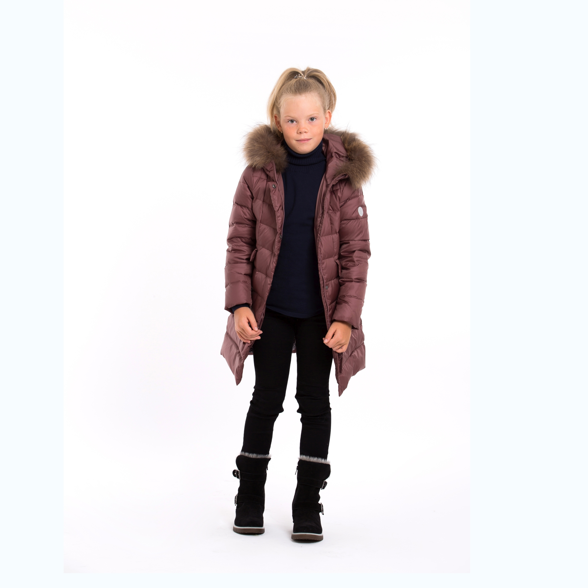 c626117a0e8a Girls  Down Coats and Parkas - Winter 2018